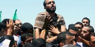 Yasir Al-Haj, the only survivor of Al-Haj family who was massacred. 8 people of the same family were killed.